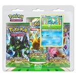 Pokémon Triple Pack Xy10 Fusão de Destinos Froakie