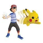 Pokemons de Batalha - Ash + Pikachu