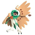 Pokemons de Batalha - Decidueye