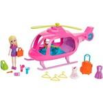 Polly Helicóptero da Polly Cjl60 Mattel