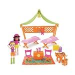 Polly Pocket Acampamento Safari - Mattel