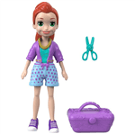 Polly Pocket - Boneca Lila Super Fofa Ftp71 - MATTEL