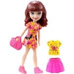 Polly Pocket - Bonecas Neon - Ruiva Dwc21/Dwc23 - Hasbro