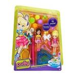 Polly Pocket Brincando com Bichinhos DHY67/2 - Mattel