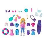 Polly Pocket com Acessórios - Mattel