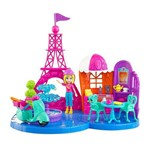 Polly Pocket - Conjunto Férias Paris - Mattel