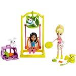 Polly Pocket Dia Divertido Parquinho 2 Amigas - Mattel