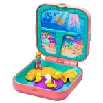 Polly Pocket Esconderijos Secretos Sereia - Mattel