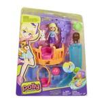 Polly Pocket Festa dos Bichinhos no Jardim - Mattel