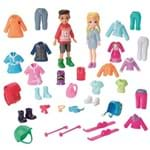Polly Pocket - Kit Diversão na Neve Ggj49 - MATTEL