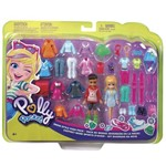 Polly Pocket Kit Diversão na Neve - Mattel