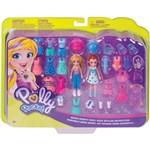 Polly Pocket Kit Grande Moda Esportiva - Mattel