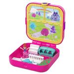 Polly Pocket - Playset e Mini Boneca - Cantinho da Princesa Gdk80 - MATTEL