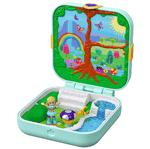 Polly Pocket - Playset e Mini Boneca - Floresta Mágica Gdk79 - MATTEL