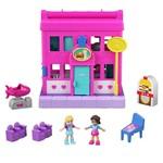Polly Pocket Pollyville Diner - Mattel