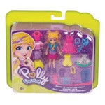 Polly Pocket Pronta para a Festa - Mattel