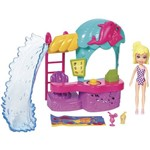 Polly Pocket Quiosque Parque Aquático - Mattel