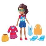 Polly Pocket Shani Surfista - Mattel
