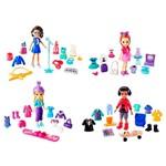Polly Pocket Super Kit Fashion - Mattel