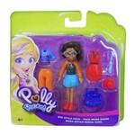 Polly Pocket Viagem de Modas NYC - Mattel