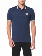 Polo Calvin Klein Slim C Patch - P