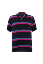 Polo Plus Size Marinho Colors 7