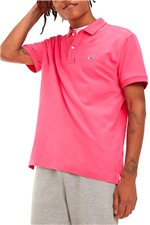 Polo Tommy Hilfiger Classics Solid Rosa Tam. G