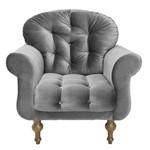 Poltrona Cadeira Dani para Recepção Sala Escritório Quarto Suede Preto - AM DECOR
