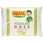 Polvilho Amafil Doce Plast Caixa com 20 - 1kg
