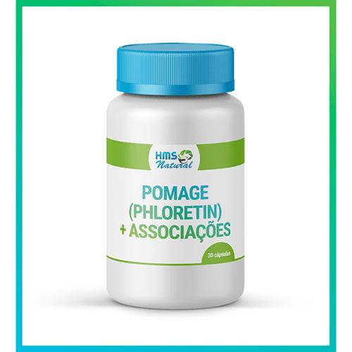 Pomage (phloretin) + Associações Cápsulas 30 Cápsulas