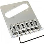 Ponte para Guitarra Standard Telecaster Cromada Fender