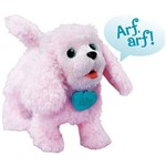 Poodle de Pelúcia A5812/A5827 - Hasbro