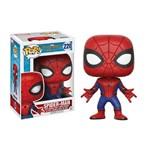 Pop Funko 220 Spider Man Homem Aranha
