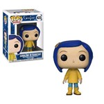 Pop Funko 423 Coraline In Raincoat