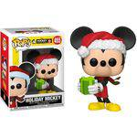Pop Funko 455 Holiday Mickey Mouse