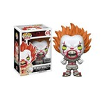 Pop Funko 473 Pennywise With Teeth It a Coisa