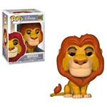 Pop Funko 495 Mufasa Rei Leão Lion King