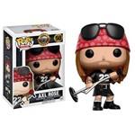 Pop Funko Axl Rose #50 Guns N Roses