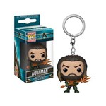 Pop Funko Keychain - Aquaman