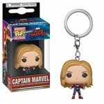 Pop Funko Keychain - Captain Marvel