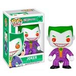Pop! The Joker - Super Heroes #06 - Funko