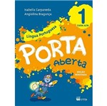 Porta Aberta Lingua Portuguesa 1 Ano Caixa Alta - Ftd