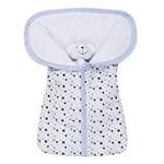 Porta Bebê Estrela Azul 100% Algodão