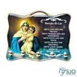 Porta Chave - Mãe Rainha | SJO Artigos Religiosos
