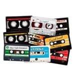Porta Chaves Fita K7 Cassete Diversos Modelos