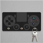 Porta Chaves Gamer Joystick Ps para Sonysta