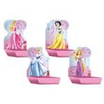 Porta Confeitos Princesas Glamour