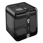 Porta Escova Cube Fumê (20876/0449)