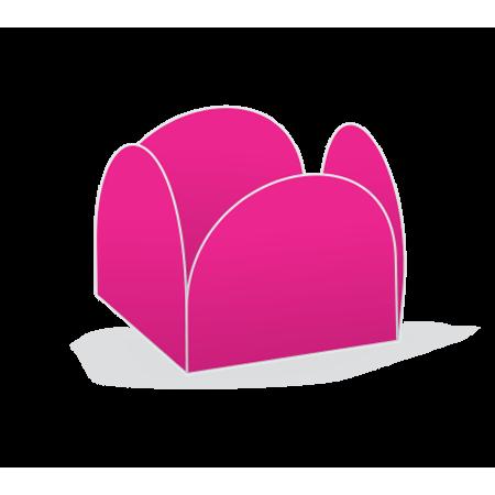 Porta Forminha P/ Doces Pink Porta Forminha para Doces Pink - 50 Unidades