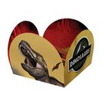 Porta Forminha para Doces Dinossauros - 40 Unidades